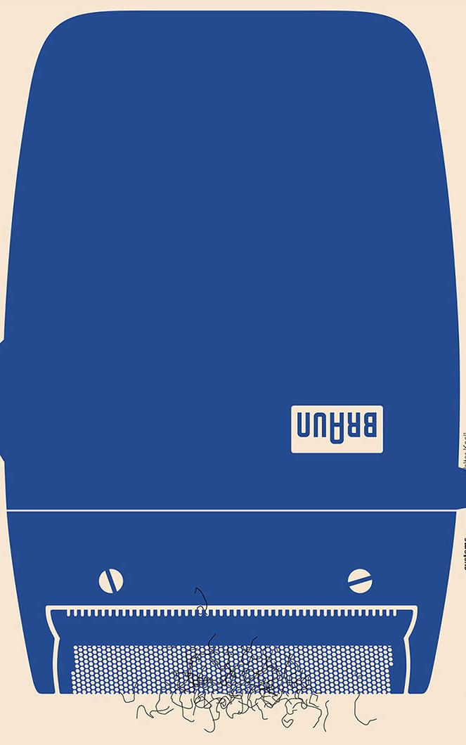 16 | 34 Posters Celebrate Braun Design In The 1960s | Co.Design | business + innovation + design
