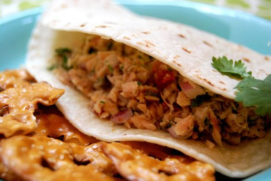 Healthy Recipe: Protein-Packed Tuna Salad Pita