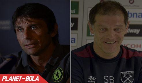 Menanti Debut Liga Inggris Chelseanya Conte Melawan West Ham