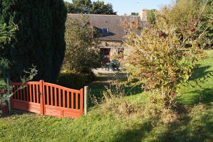 Omschrijving van dit vakantiehuis met omheinde tuin in La Boussac - DogsIncluded