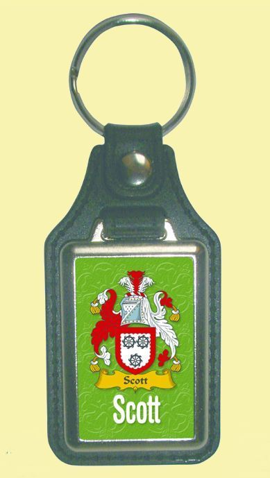For Everything Genealogy - Scott Coat of Arms English Family Name Leather Key Ring Set of 2, $24.00 (http://www.foreverythinggenealogy.com.au/scott-coat-of-arms-english-family-name-leather-key-ring-set-of-2/)