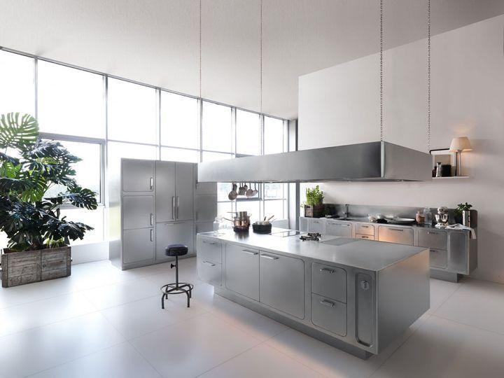 73 best Cocina de diseño italiano images on Pinterest   Modern ...