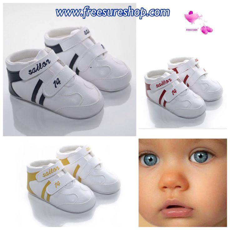 #erkekbebekleriçin spor ayakkabı ; www.freesureshop.com