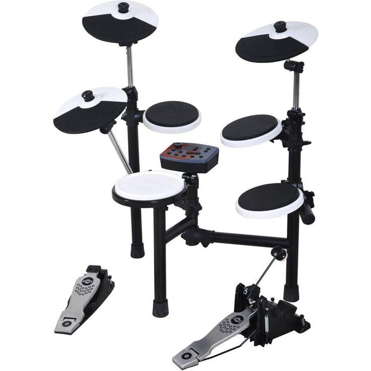 Hitman HD-3 Portable Electronic Drum Kit
