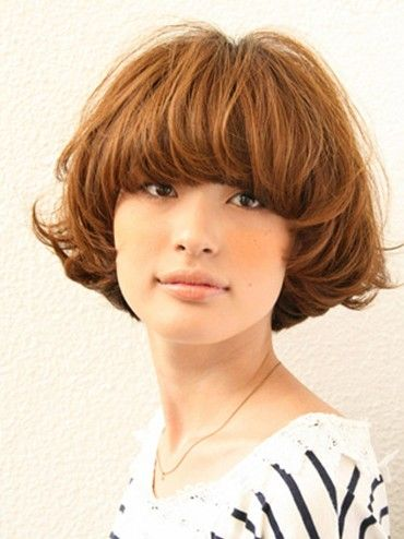 Short Japanese Hairstyles 2012-pin it from carden