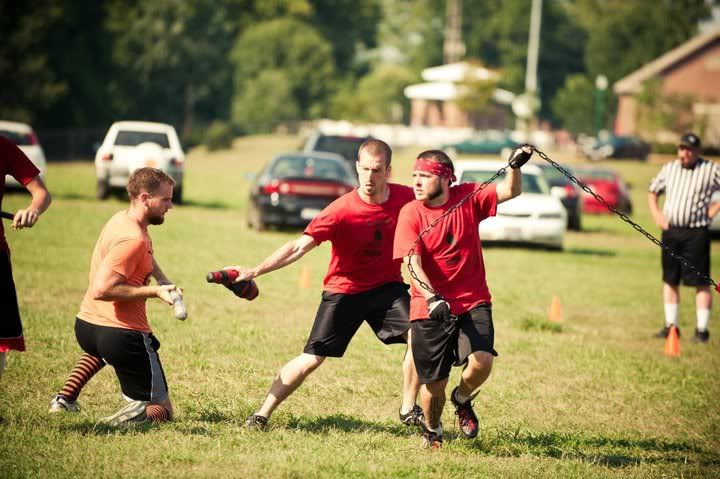 Jugger Ohio (Jugger in the USA that has nothing to do with LARPing!!) - The International Jugger Blog