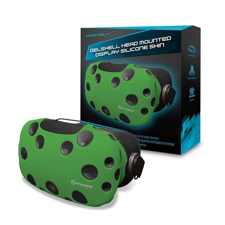 Segunda Piel Protectora de Silicona Para Gafas Realidad Virtual HTC VIVE - https://vivevirtual.es/producto/segunda-piel-protectora-gafas-realidad-virtual-htc-vive/ Con esta Segunda Piel Protectora de Silicona Para las Gafas de Realidad Virtual HTC VIVE podrás proteger tus gafas de golpes, rasguños y arañazos. Podrás proteger tus gafas cuando acercas las manos con los controladores de htc vive y así te olvidas de que se puedan dañar. Funciona muy bien, se...