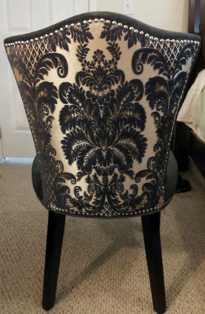 Decorative Pillows At Tj Maxx : Cynthia Rowley Accent Chair-NWT Absolutely Beautiful