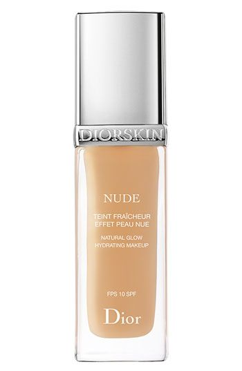 Love this foundation!  Dior 'Diorskin Nude' Natural Glow Hydrating Makeup SPF 10