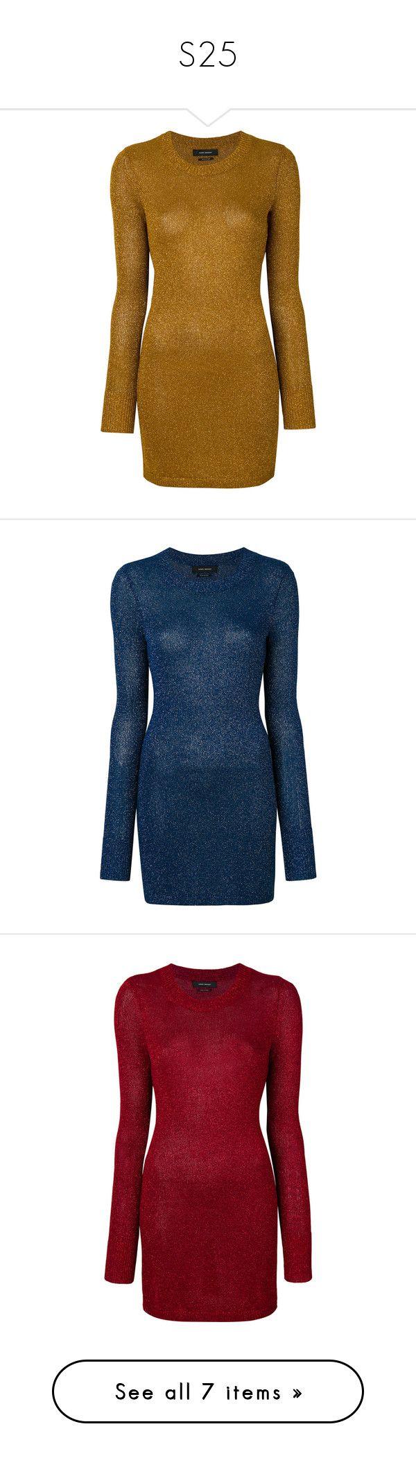 """S25"" by katiemarilexa ❤ liked on Polyvore featuring dresses, metallic, sweater dress, long sleeve sparkly dress, long sleeve short dress, brown sweater dress, short sparkly dresses, blue, blue long sleeve dress and long sleeve bohemian dress"