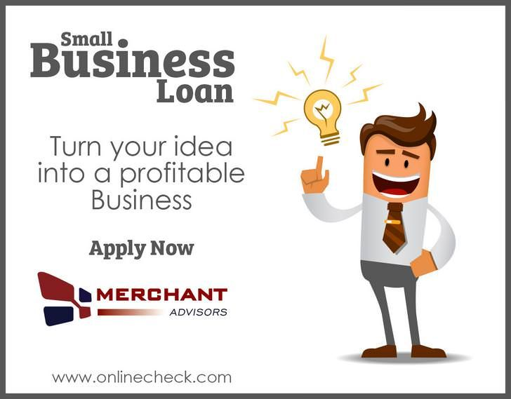 Merchant Advisors Is A One Stop Shop For All Your Small Business Loans Need We Provide Small Busine Small Business Loans Business Loans Small Business Funding