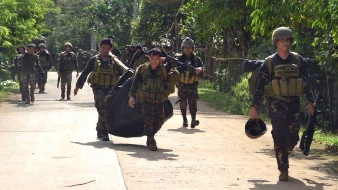 Filipinas: soldados mortos em confronto com grupo terrorista Abu Sayyaf