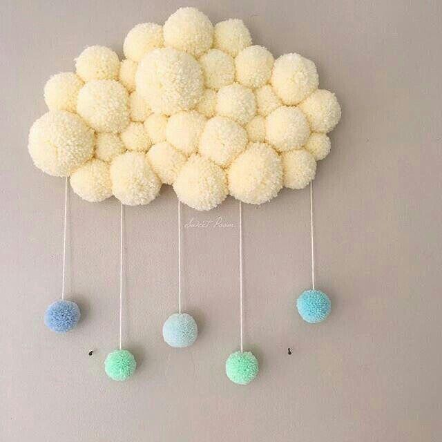 pom pom cloud