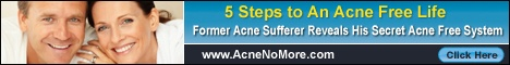 Natural and permanent treatment of cure is absolutely effective. Acne no more is a proven and tested guide on how to avoid pimples and overcome acne naturally. Now you can have a healthy and beautiful face in 5 simple steps.