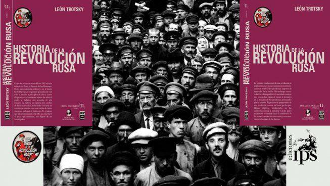 Historia de la Revolución Rusa - Trotsky