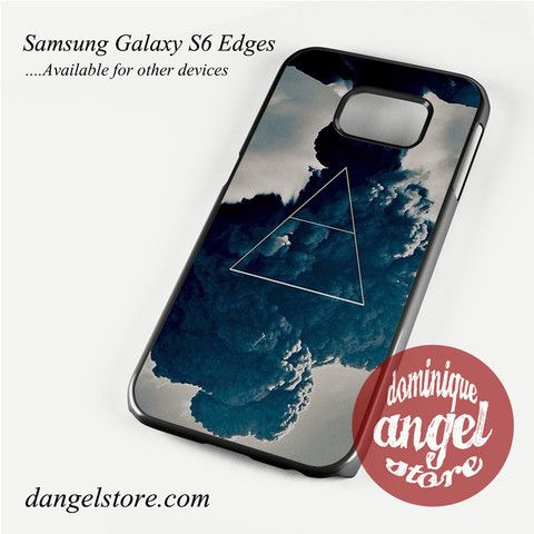 30 Seconds To Mars Triangle Phone Case for Samsung Galaxy S3/S4/S5/S6/S6 Edge