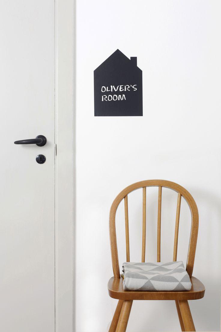 top 25 best black wall stickers ideas on pinterest 3d wall mini house wallsticker ferm living small birdcage wall sticker amp decor