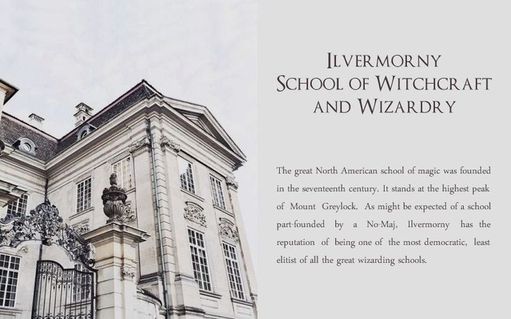 I have a bad feeling about this.  — black-doe:     WIZARDING SCHOOLS AROUND THE WORLD