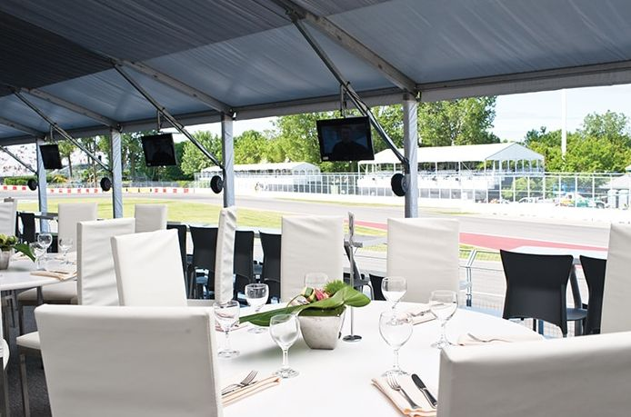 Montreal Grand Prix Corporate Suites & Hospitality for June 2018