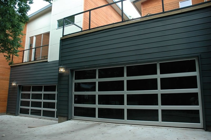 262 Best Images About Glass Gates And Garage Doors On