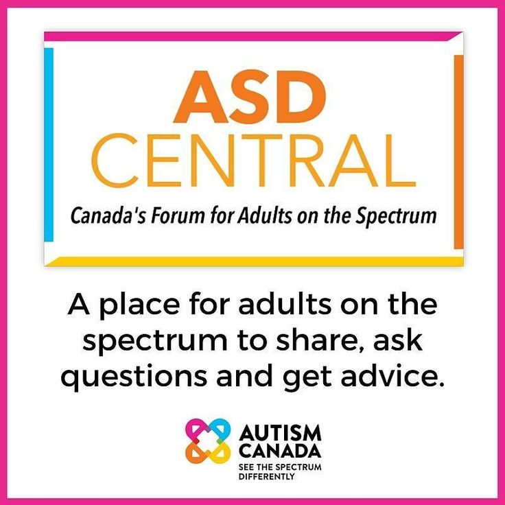 """We invite Canadians (18 years ) who are diagnosed on the spectrum to join our exclusive Facebook group """"ASD Central"""". To access this community visit http://ift.tt/28O4OUd and click """"Groups"""" on the left sidebar."""