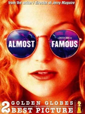 MovieMovie Fun, Movie Posters, Famous 2000, Favorite Things, Katehudson, Fun Movie, Hard Times, Favorite Movie, Almost Famous