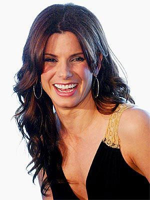 Sandra Bullock! Love her and love people who laugh!