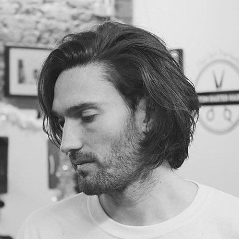 Men With Long Hair 2019 #hairstyles #dapperhaircuts
