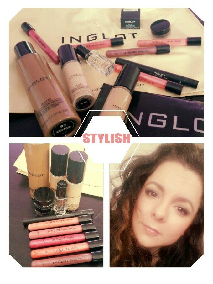 Inglot make-up staffs #ineedeverything #makeupaddiction  #inglot