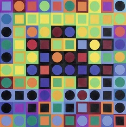 victor vasarely/1906-1997 - Pictify - your social art network