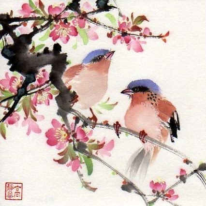 Jinghua Gao Dalia - Brush Magic: January 2011