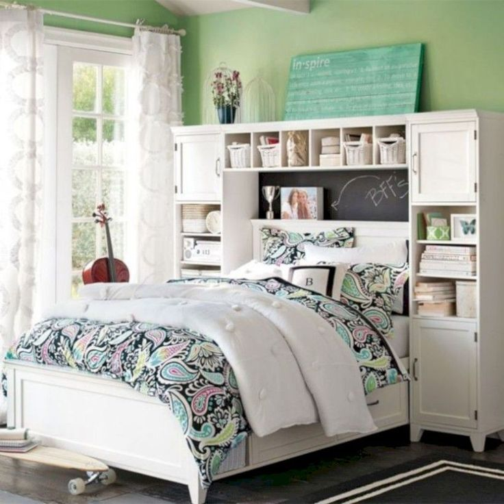 50 stunning bedroom decorating ideas for a teen girl - Room Design Ideas For Teenage Girl