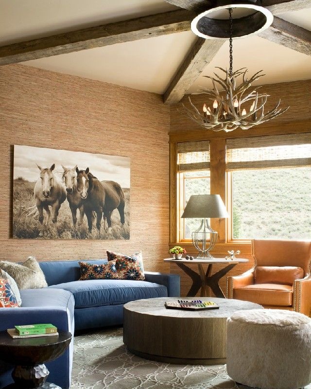 17 best ideas about western living rooms on pinterest mountain modern modern mountain home - Western decor ideas for living room ...