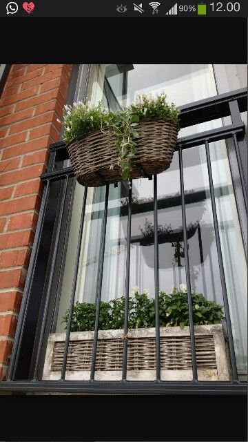 French balcony inspiration