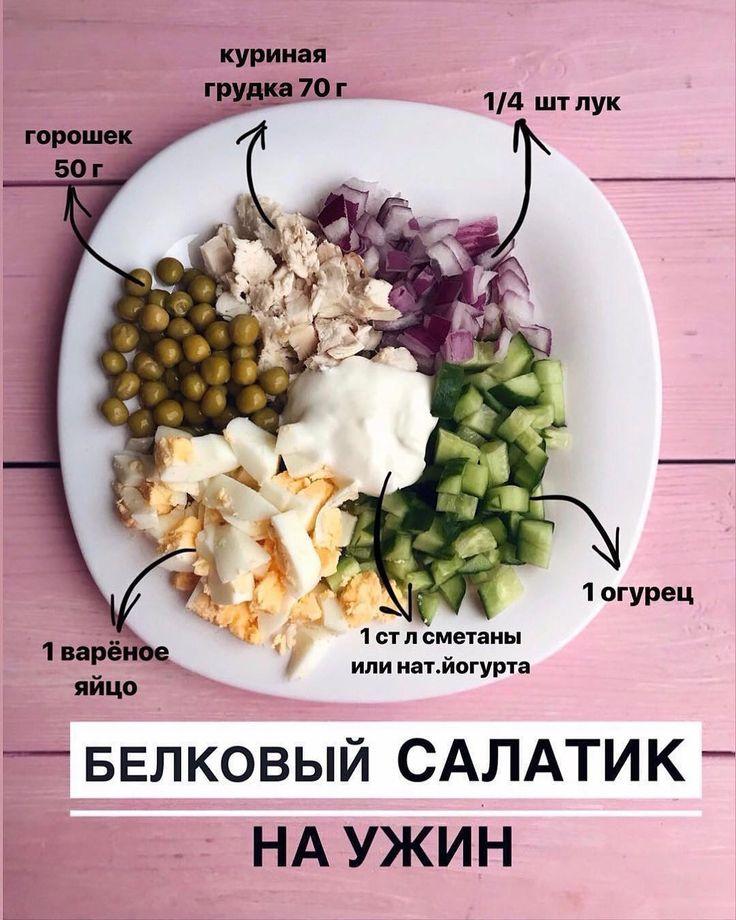 Рецепты белковой низкокалорийной диеты