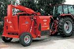 KUHN  Arados - Máquinas Agrícolas - Preparação e alimentação de animais - A KUHN possui uma ampla gama de máquinas para alimentação e cuidado de animais projetado para todos os tipos de manejo com animais. Essas máquinas estão disponíveis em capacidades de 1,2 à 27 m3, e são ideais para todos os tipos de rebanhos.