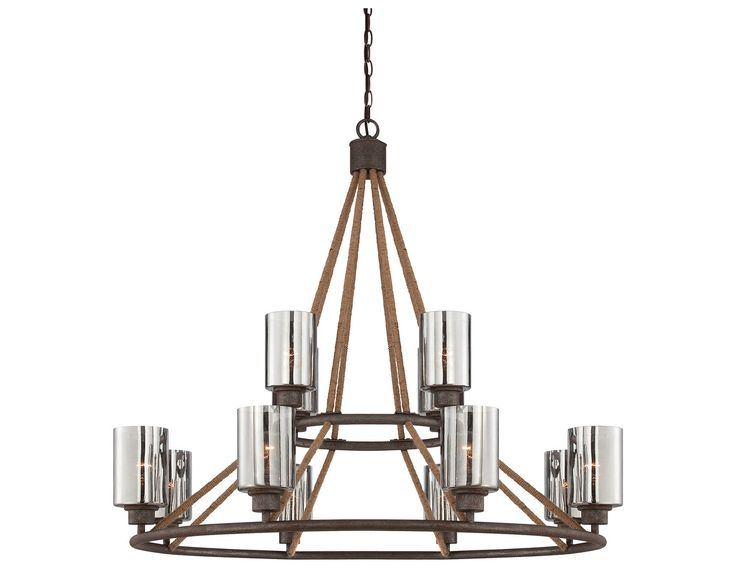 foyer lighting ideas. savoy house industrial maverick artisan rust 12light 40u0027u0027 wide chandelier foyer lightinglighting ideasceiling lighting ideas