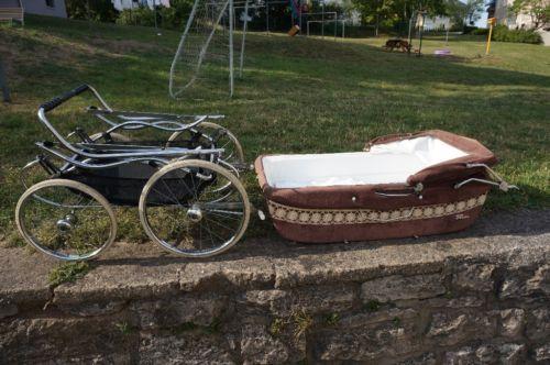 Schicker Nostalgie-Kinderwagen aus den 70er Jahren in Thüringen - Jena | Kinderwagen gebraucht kaufen | eBay Kleinanzeigen