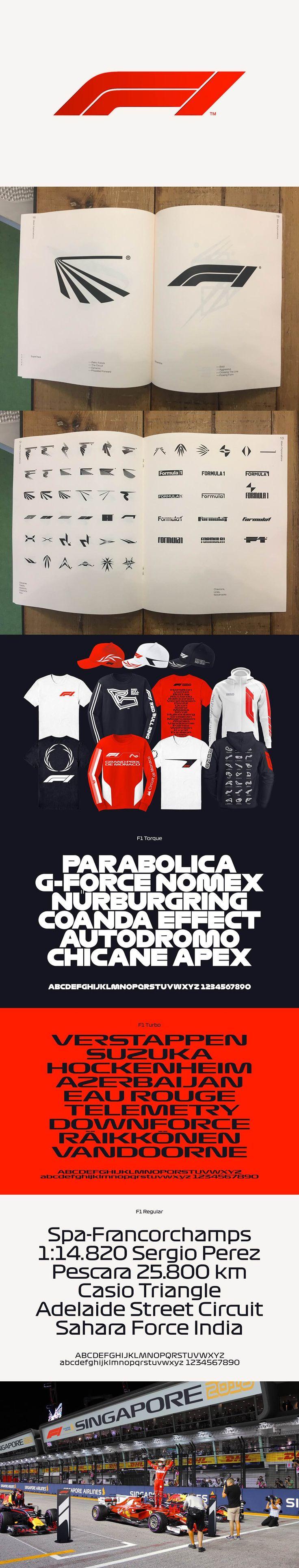 F1 logo rebrand
