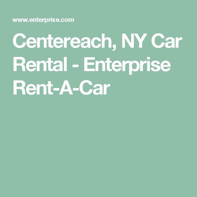 Centereach, NY Car Rental - Enterprise Rent-A-Car