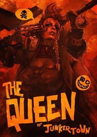 The Queen of Junkertown (by MonoriRogue) : Overwatch