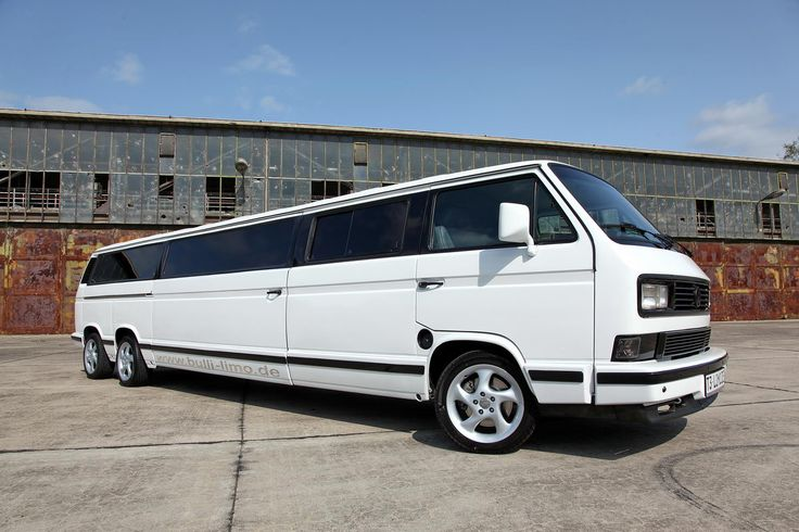 VW Bus Stretch Limo I come across this unique remarkable limo service. Test drive even more on this website