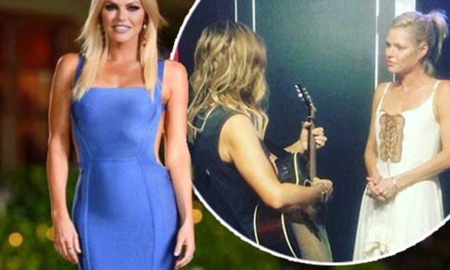 Sophie Monk Hints To Revival Of Singing Career After The Bachelorette  #sophiemonk