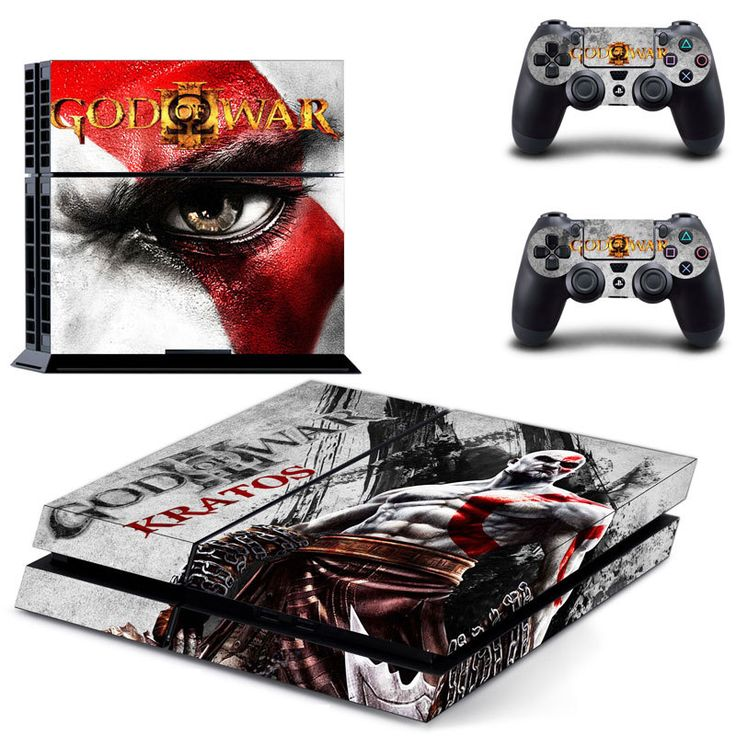 >> Click to Buy << God of War Game PS4 Skin Sticker Vinly Skin Sticker for Sony PS4 PlayStation 4 and 2 controller skins PS4 Stickers #Affiliate