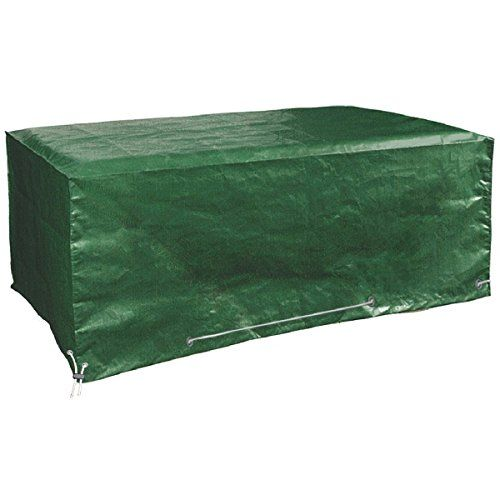 Premium Patio Set Cover Outdoor Garden Furniture Cover / Patio Cover Size  200cm X 160cm X 70cm Cm | 6.6 Ft X 5.2 Ft X 2.3 Ft Part 41