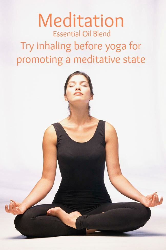 MEDITATION ESSENTIAL OIL BLEND -Blend of Clary Sage, Frankincense, Patchouli, Sweet Orange, Thyme, and Ylang Ylang and is warmly floral, earthy, herbaceous and fruity. It is reputed to be good for promoting a meditative state. Try inhaling before yoga for promoting a meditative state.
