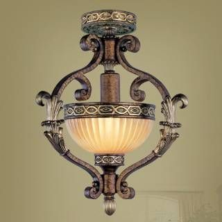 Check Out The Livex 8530 64 Seville 1 Light Hall Foyer In Palacial Bronze