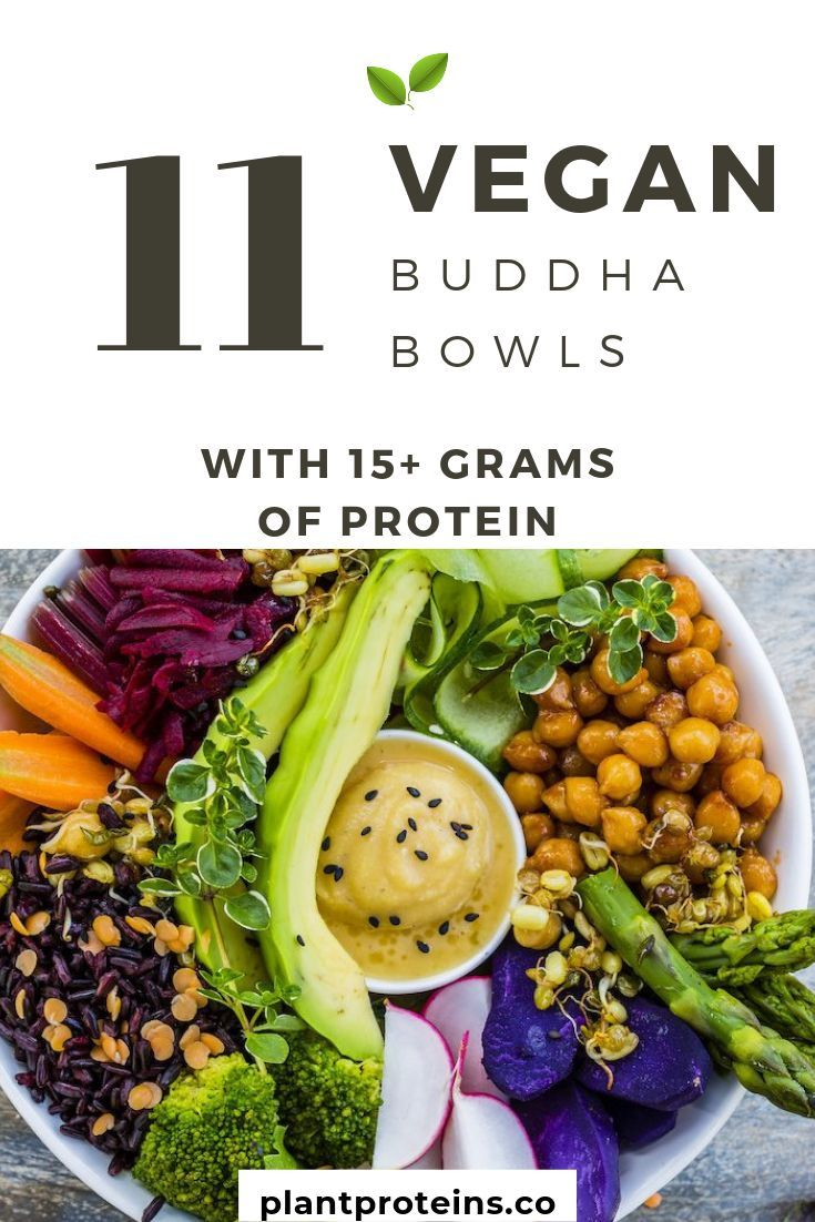 Vegan Buddha Bowls provide the best of all worlds: they're quick and easy to make, absolutely deli…