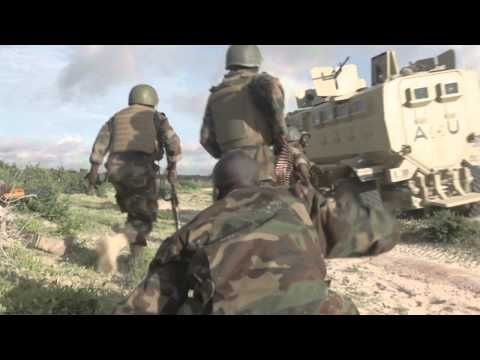 AMISOM Frontline: Operation Free Shabelle - The AMISOM Frontline series tells the story of African Union troops as they undertake a stabilization mission in Somalia. These films depict the range of challenges faced by the AMISOM soldiers on a daily basis, and covey the message that this mission is a much more diverse undertaking than many understand it to be.