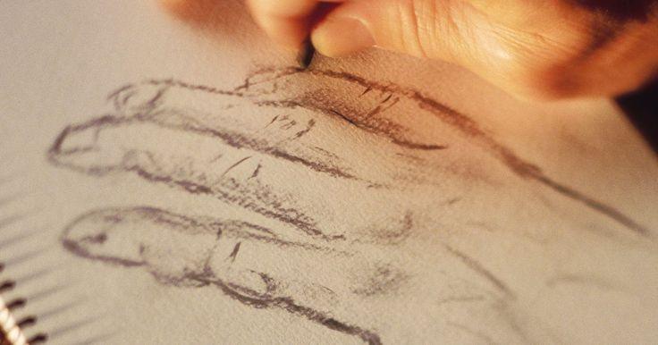 Cómo hacer una vara de carbón para arte. El carbón de arte deja una mancha de color uniforme que se ajusta con la presión. Las varas de carbón para arte hacen ricas líneas negras con presión fuerte y suaves sombras de gris con una ligera presión. Los artistas frugales fabrican carbón vegetal para dibujo con bejucos y ramas. Para muchos artistas, el carbón de dibujo casero funciona tan ...